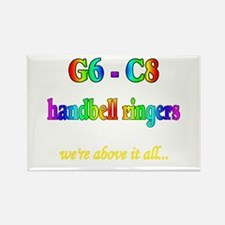 G6-C8 Rectangle Magnet (10 pack)