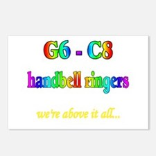 G6-C8 Postcards (Package of 8)