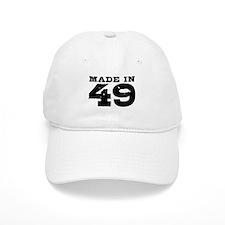 Made In 49 Baseball Cap