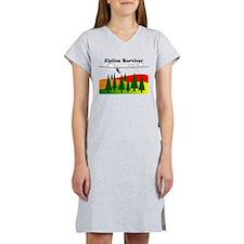 Zipline Survivor Women's Nightshirt