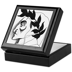 Dante Alleghieri Keepsake Box