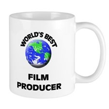 World's Best Film Producer Mug