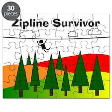 Zipline Survivor Puzzle