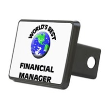 World's Best Financial Manager Hitch Cover