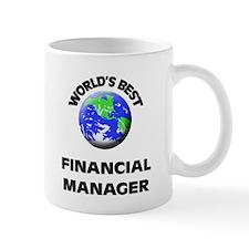 World's Best Financial Manager Mug