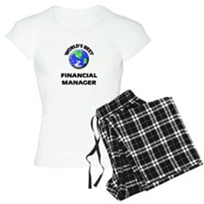 World's Best Financial Manager Pajamas