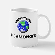 World's Best Fishmonger Mug