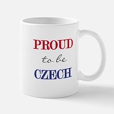 Czech Pride Small Small Mug