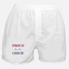 Czech Pride Boxer Shorts
