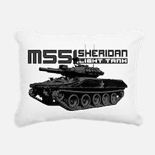 M551 Sheridan Rectangular Canvas Pillow