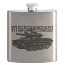 M551 Sheridan Flask