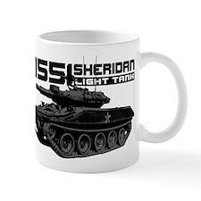 M551 Sheridan Mug