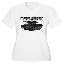 M551 Sheridan Plus Size T-Shirt