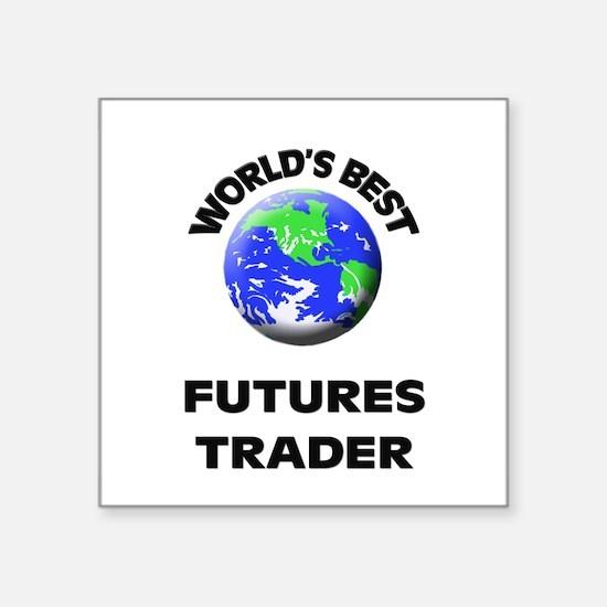 World's Best Futures Trader Sticker