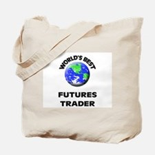 World's Best Futures Trader Tote Bag