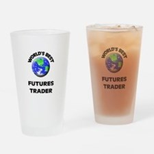 World's Best Futures Trader Drinking Glass