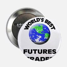 """World's Best Futures Trader 2.25"""" Button"""
