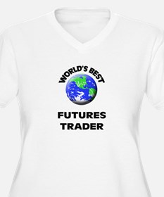 World's Best Futures Trader Plus Size T-Shirt