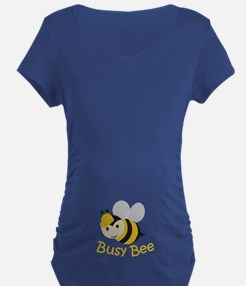Busy Bee Maternity T-Shirt