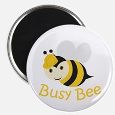 """Busy Bee 2.25"""" Magnet (10 pack)"""