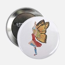 """Wanna Be A Cowgirl 2.25"""" Button (10 pack)"""