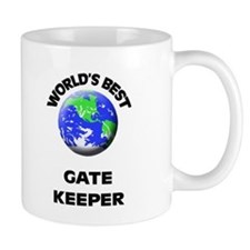 World's Best Gate Keeper Mug