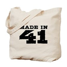 Made In 41 Tote Bag