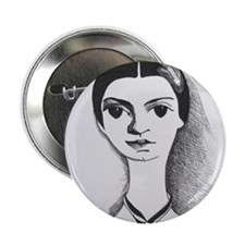 "Emily Dickinson 2.25"" Button (10 pack)"