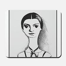 Emily Dickinson Mousepad