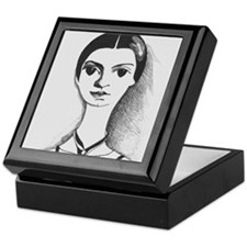 Emily Dickinson Keepsake Box