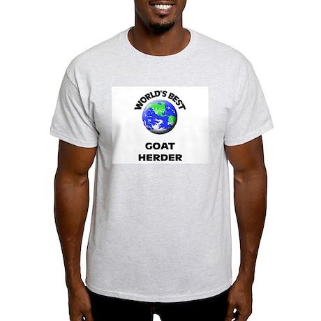 World's Best Goat Herder T-Shirt