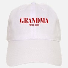 GRANDMA-since-2013-BOD-BURG Baseball Baseball Baseball Cap