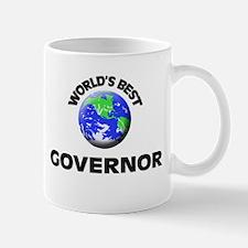 World's Best Governor Mug
