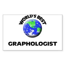 World's Best Graphologist Decal