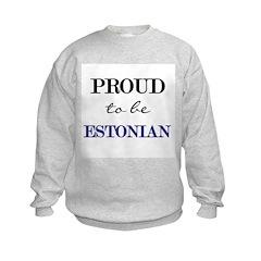 Estonian Pride Sweatshirt