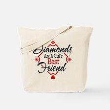 Diamonds BR Tote Bag