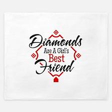 Diamonds BR King Duvet