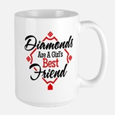 Diamonds BR Mug