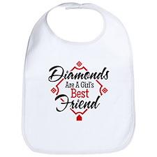 Diamonds BR Bib