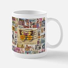 Stamp Collection Mug