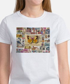 Stamp Collection T-Shirt