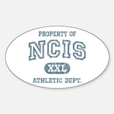 Vintage Property of NCIS Decal