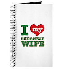 I love my Sudanese wife Journal