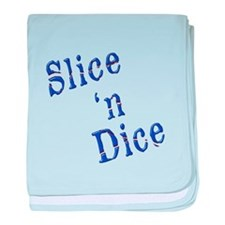 Slice n Dice baby blanket
