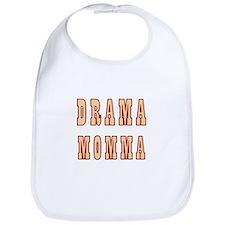 Drama Momma Bib