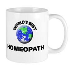 World's Best Homeopath Mug