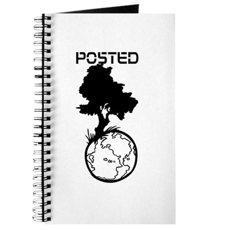 POSTED ON EARTH Journal