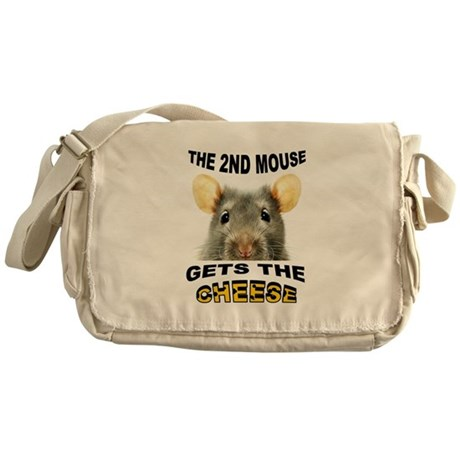 2ND MOUSE Messenger Bag