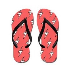 'Lightning' Flip Flops