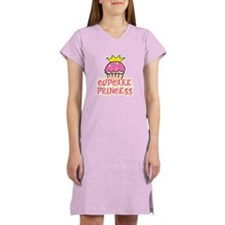 Cupcake Queen Women's Nightshirt
